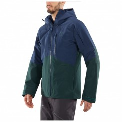 Haglöf Nengal jacket men Tarn blue/mineral