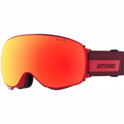 Atomic Revent Q Goggles Red