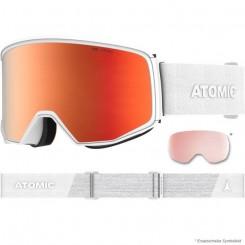Atomic Four Q Goggles White