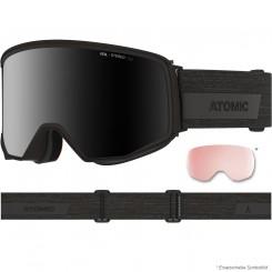 Atomic Four Q Goggles Black