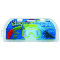 Dykkermaske med Snorkel Junior