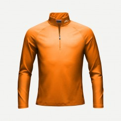 kjus Second Skin Halfzip Orange