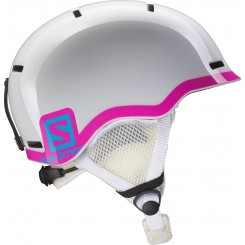 Salomon Grom White