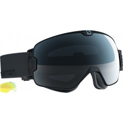 Salomon XMAX Goggles Black