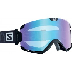 Salomon COSMIC Goggles Black