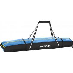 Salomon Extend 2P Skibag Black/Bl/Ye 175cm