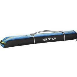 Salomon Extend 1P Skibag Black/Bl/Ye 165cm