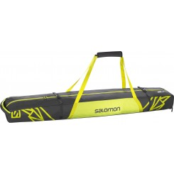 Salomon Extend 1P Skibag Black/Yellow 165cmer