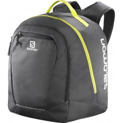 Salomon Gear Backpack Black/Yellow