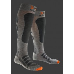 X-Bionic Ski Merino Sokker
