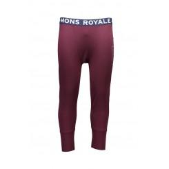 Mons Shaun 3/4 bukser bordeaux