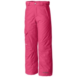 Columbia Bugaboo Pant Junior Pink