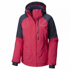 Columbia Wildside Jacket Pink