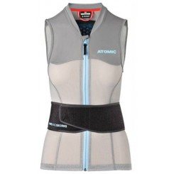 Atomic live shield vest  women rygskjold