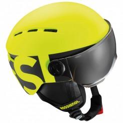Rossignol visor JR neon hjelm